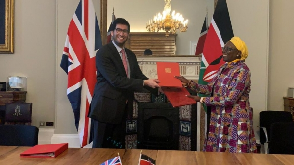 With exception of milk, UK pact to impact Kenya farmers and exchequer